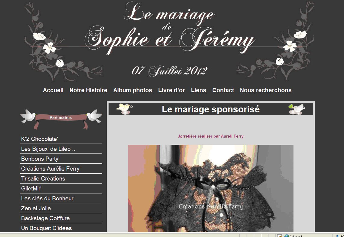 jpeg 1322 ko - Sponsoriser Son Mariage