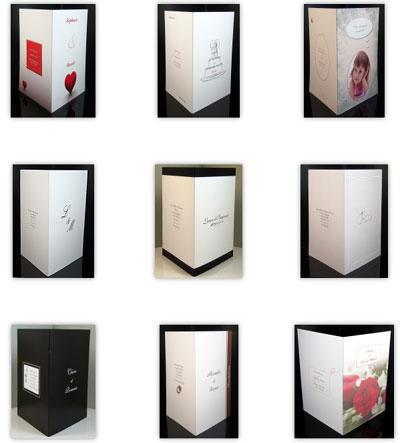 votre faire part de mariage imprim dans le format de votre choix pr paration mariage de l. Black Bedroom Furniture Sets. Home Design Ideas