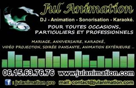Animation Sonorisation Photographe