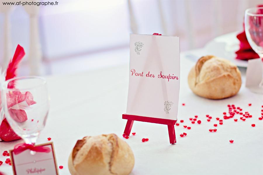 Nom de table romantique 13 id e plan de table mariage original et romantiqu - Nom de table mariage original ...